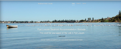 port lincoln seafront