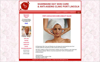 sharmane day skin care