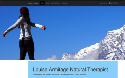 louise armitage natural therapies